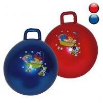 Šokinėjimo kamuolys inSPORTline 50 cm Mankštos kamuoliai