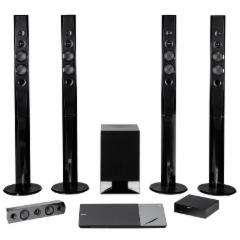 Namų kino sistema Sony BDV-N9200WB black Namų kino sistemos