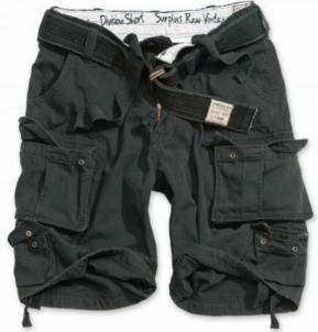 Šortai Surplus DIVISION Taktinės, kariškos, medžioklinės kelnės, kostiumai