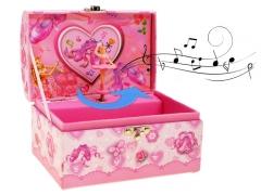 Spalvinga dėžutė papuošalams