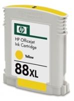 Spausdinimo galvutė HP 88XL yellow Vivera | 17ml | designjet30/30gp/30n/130/130g