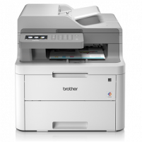 Spausdintuvas Brother Printer DCP-L3550CD Colour, Laser, Multifunctional, A4, Wi-Fi, Grey Vairākfunkciju printeri