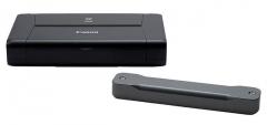 Spausdintuvas Canon iP110 su baterija (nešiojamas) Inkjet printers
