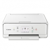 Spausdintuvas Canon Multifunctional printer PIXMA IJ MFP TS6151 Colour, Inkjet, All-in-One, A4, Wi-Fi, White