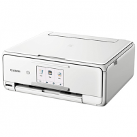 Spausdintuvas Canon Multifunctional printer PIXMA IJ MFP TS8151 Colour, Inkjet, All-in-One, A4, Wi-Fi, White