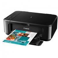 Spausdintuvas Canon Multifunctional printer PIXMA MG3650S Colour, Inkjet, All-in-One, A4, Wi-Fi, Black Daugiafunkciniai spausdintuvai
