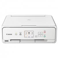 Printer Canon Multifunctional printer PIXMA TS5051 Colour, Inkjet, All-in-One, A4, Wi-Fi, White