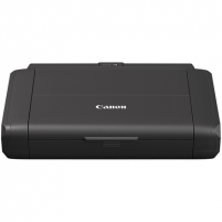Spausdintuvas Canon PIXMA TR150 (With Removable Battery) Colour, Inkjet, Wi-Fi, Maximum ISO A-series paper size A4, Black Inkjet printers
