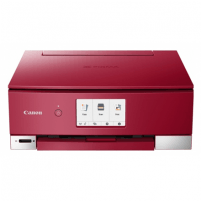 Printer Canon PIXMA TS8352 EUR 3775C046 Colour, Inkjet, Multifunctional Printer, A4, Wi-Fi, Red Multifunction printers