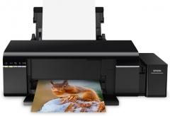 Spausdintuvas EPSON INKJET PRINTER L805 Rašaliniai spausdintuvai