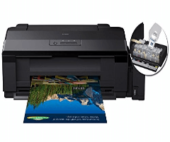Spausdintuvas Epson L1800 ITS A3+ Colour Inkjet Photo Printer / 5760x1440dpi / Print: up to A3+ / Connectivity: USB