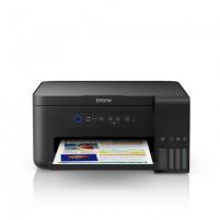 Printer Epson Multifunctional printer L4150 Colour, Inkjet, Cartridge-free printing, A4, Wi-Fi, Black