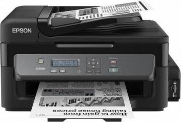 Printer EPSON WorkForce M200 MFP RJ45/USB Multifunction printers
