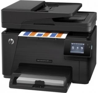 Spausdintuvas HP COLOR LASERJET PRO MFP M177FW Laser printers