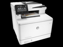 Spausdintuvas HP Color LaserJet Pro MFP M477fdw Daugiafunkciniai spausdintuvai