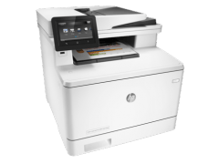 Printer HP Color LaserJet Pro MFP M477fdw Multifunction printers
