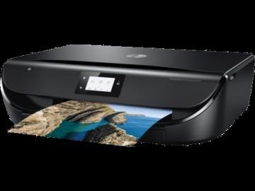Printer HP DeskJet 5075 Ink Advantage WiFi MFP