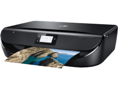 Spausdintuvas HP DeskJet 5075 Ink Advantage WiFi MFP