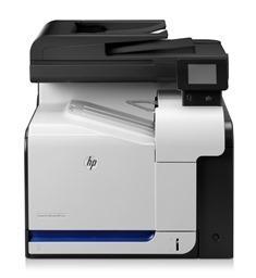 Spausdintuvas HP LaserJet Pro 500 Color MFP M570dn A4 30ppm LAN + DUPLEX + ADF Daugiafunkciniai spausdintuvai