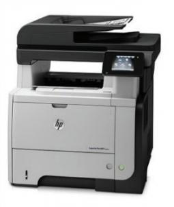 Spausdintuvas HP LJ Pro 500 MFP M521 dn Daugiafunkciniai spausdintuvai