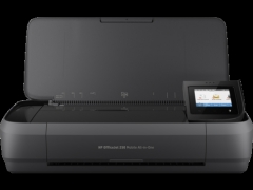Spausdintuvas HP OfficeJet 252 Mobile MFP Inkjet printers