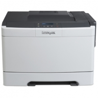 Printer Lexmark CS317dn Colour, Laser, Printer, A4, Grey/ black