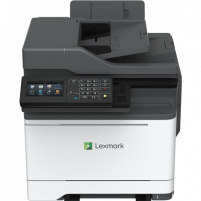 Printer Lexmark CX522ade Colour, Colour Laser, Multifunctional Printer, A4, Grey/ black Multifunction printers