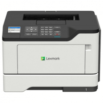 Printer Lexmark MS521dn Mono, Monochrome Laser, Printer, A4, Grey/ black Multifunction printers