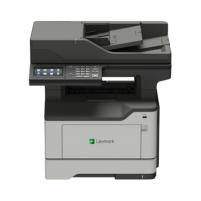 Spausdintuvas Lexmark MX521ade Mono, Monochrome Laser, Multifunctional Printer, A4, Grey/ black