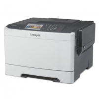 Printer Lexmark Printer CS517de Colour, Laser, A4, Grey Multifunction printers