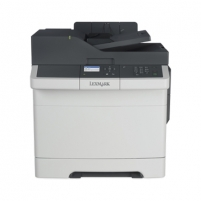 Printer Lexmark Printer CX317dn Colour, Laser, Multifunctional printer, A4, Grey/ black