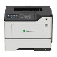 Spausdintuvas Lexmark Printer MS622de Mono, Monochrome Laser, A4, Grey/ black