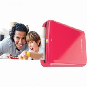 Spausdintuvas Polaroid Polaroid ZIP Instant Photoprinter Red Strūklprinteri