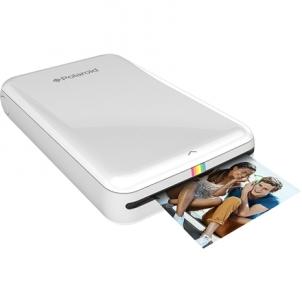 Spausdintuvas Polaroid Polaroid ZIP Instant Photoprinter White Rašaliniai spausdintuvai