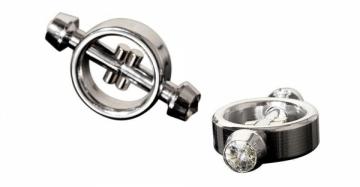 Spenelių spaustukai Magnetic nipple clamps