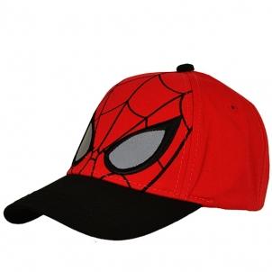 Spiderman vaikiška kepurė su snapeliu