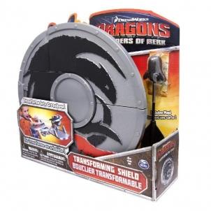 Spin Master 6019877 - DreamWorks Dragons - 2 in 1 Stalo žaidimai vaikams