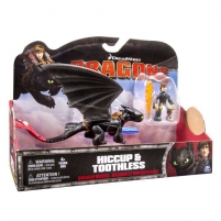 Spin Masters drakonas HICCUP & TOOTHLESS 20067363 Toys for boys