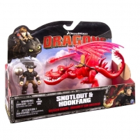 Spin Masters drakonas SNOTLOUT & HOOKFANG 20067365 Toys for boys