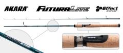 Spiningas AKARA EFFECT Futura Light IM-8 2-12 g.