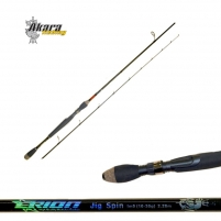 Spiningas AKARA ERION Jig Spin 10-30g 210 cm.