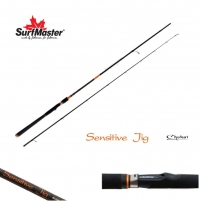 Spiningas SURF MASTER Chokai SENSITIVE Jig 7-21g. Spiningai