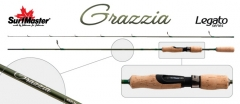 Spiningas SURF MASTER «Legato GRAZZIA TX-20» LC1246 2X Spinnings