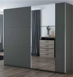 Spinta BASTIA 250 Guļamistabas skapji