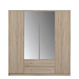 Skapis Optimo 1 Guļamistabas skapji