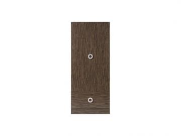 Spinta (baltas blizgus) SZF2D2S/8/19 Furniture collection ringo