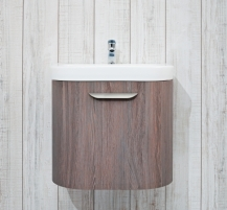 Cabinet Deep by Jika 60cm vanity, Oak