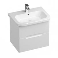 Cabinet po praustuvu Ravak SD Chrome II, 650 white Bathroom cabinets