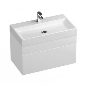 Cabinet po praustuvu Ravak SD Natural, 800 white Bathroom cabinets