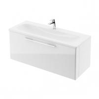 Cabinet po praustuvu Ravak SD Ring, 1000 white Bathroom cabinets